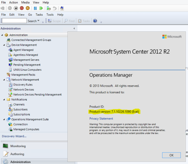 Integrating SCOM(System Center Operations Manager) with OMS