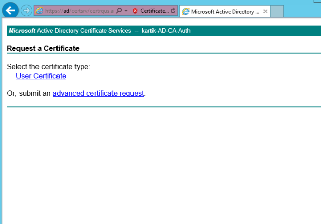 Certificate authority kartikkopalle the certificate template should be visible here yadclub Images